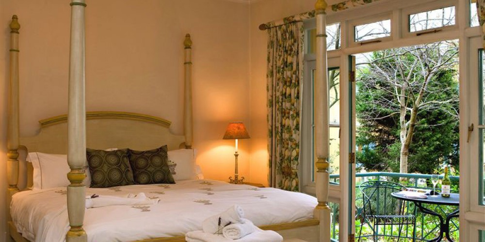 Franschoek accommodation option